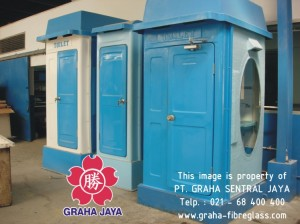 Toilet Portable Fibreglass